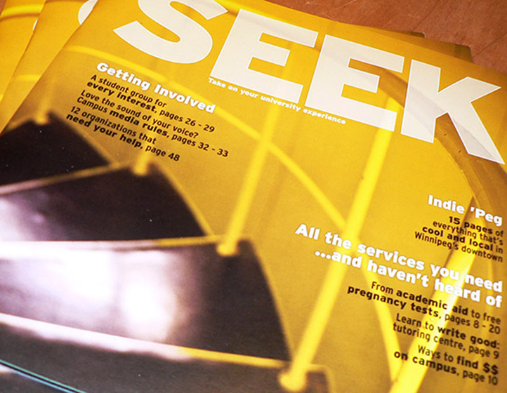 SEEK booklet