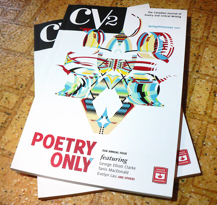 Cover illustration for CV2 magazine by Melody Morrissette.