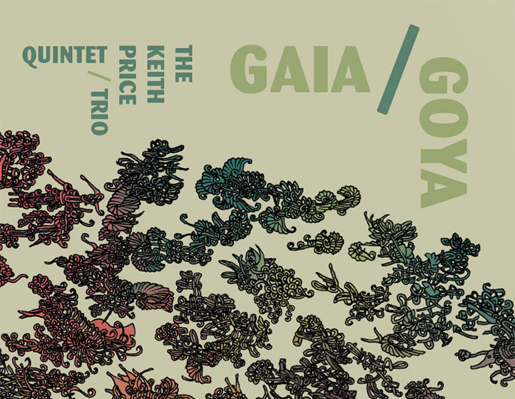 Gaia/Goya CD package